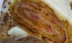 Παγωτό σάντουιτς Στρατσιατέλα Cabbage, Tacos, Meat, Chicken, Vegetables, Breakfast, Cake, Ethnic Recipes, Food