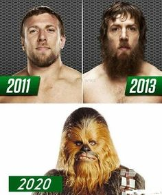 Daniel Bryan in the future!