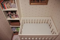 sabbespot adorable walk in closet turned mini nursery