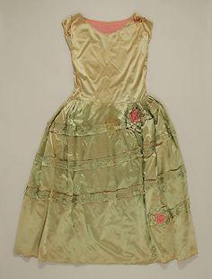 Robe de Style Lucien Lelong 1920-24