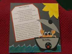 Crock Pot 6x6 Recipe Card by scungilli - Cards and Paper Crafts at Splitcoaststampers