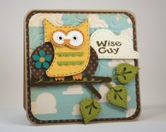made using cricut hoot n' holler, paisley, create a critter and hopscotch image patterns cartridges