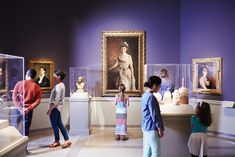 portland museum of art, portland, maine--contemp art too, special exhibitions of nan goldin and representations of adolescence
