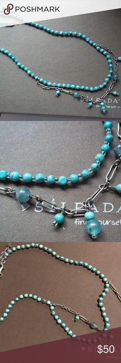 Retired Silpada Necklace For sale on eBay only with 2.67 shipping!  http://www.ebay.com/itm/182695449804?ssPageName=STRK:MESELX:IT&_trksid=p3984.m1555.l2649 Silpada Jewelry Necklaces