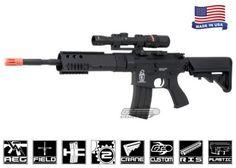 Airsoft GI Custom PRI SPC AEG Airsoft Gun