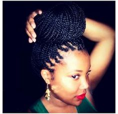 Love the poetic Justice braids! Short Hair Styles Easy, Short Hair Updo, Curly Hair Styles, Natural Hair Styles, Patras, Poetic Justice Braids, Beautiful Braids, Gorgeous Hair, Hair Laid