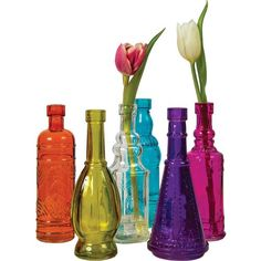 Wholesale Decorative Glass Bottles 3 Pcs Vintage Amber Glass Bottles Wholesale Bottlesglass