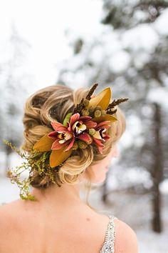 winter wonderland wedding inspiration   Photo by eb+jc photography