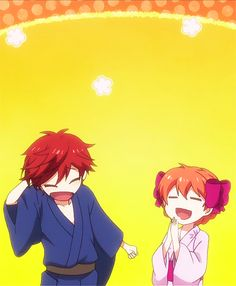 Contrary to what he says, flattery gets you EVERYWHERE with Mikorin!