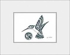 Image result for pinterest aboriginal loon art