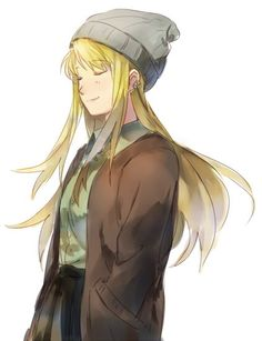 Winry Rockbell is the one of the greatest automail mechanics in the world.
