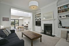 6 Beds House For Sale in Magdalen Road, SW18
