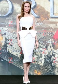 Angelina Jolie in Ralph & Russo
