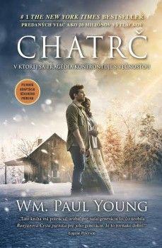 Chatrč – filmová obálka (Paul Young William) Kniha