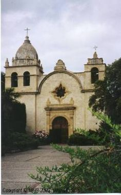 On June 3, 1770, the second of California's 21 missions, Mission San Carlos Borromeo de Carmelo (Mission Carmel), was founded by Father Junipero Serra.  The headquarters for the Fransicans until 1803, Mission Carmel was Serra's home from 1770-1784.