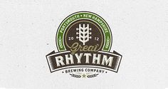 Great Rhythm | Logo Design | The Design Inspiration