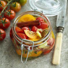 Inlagda tomater   Matmagasinet