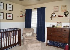 Ok, this one is cute too. Nothing over the top and very simple decorations and bedding. My taste for sure.