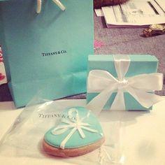Tiffany cookie !!