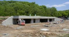 Earth Sheltered Homes * Construction * Financing *