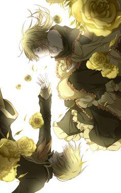 Xả ảnh rin len - Servant of evil (tt) - Wattpad Len Y Rin, Kagamine Rin And Len, Hatsune Miku, Anime Manga, Anime Art, Servant Of Evil, Evil Art, Kawaii, Wattpad
