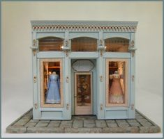 miniature shops - Google Search