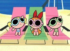 The Powerpuff Girls♥ Girl Wallpaper, Cartoon Wallpaper, Cartoon Icons, Cartoon Characters, Cartoon Memes, Cartoon Drawings, Cartoon Art, Vintage Cartoon, Cute Cartoon