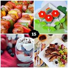 15 Outdoor Entertaining Recipes