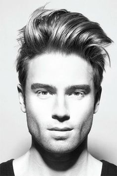 Summer hair for men - Side Crop Long Top, The Peaked side crop, The Ivy-league Blow back, The Jimmy, The Elvis, The chopper, The Frank, The Kenicke