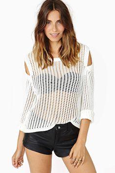 Hannah Knit CREAM