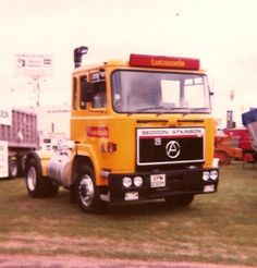 Britain's Biggest and Brightest forums for the Professional Driver Big Rig Trucks, Cool Trucks, Lucozade, Ashok Leyland, Old Lorries, Commercial Vehicle, Classic Trucks, Vehicles, British