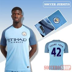 Top quality Sergio Aguero manchester city 2018 soccer jerseys 577c57506