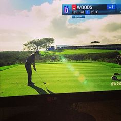 Tiger, Tiger Woods! #lajolla #torreypines #tigersback #lajollalocals #sandiegoconnection #sdlocals - posted by Vann  https://www.instagram.com/vannmcn. See more post on La Jolla at http://LaJollaLocals.com