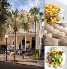 Poogan's Porch - Charleston, SC.  A fantastic representation of Lowcountry cuisine. Try the She-crab soup!