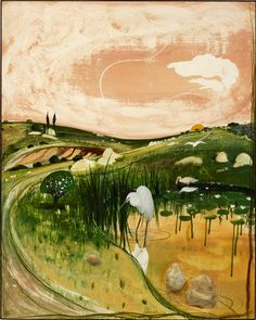 Brett Whiteley: West of the Divide - Blue Mountains Cultural Centre