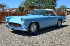 1955 Ford Thunderbird Hard-Top Convertible - $ 24500 (Santa Ynez)