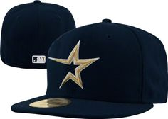 1d55d3b964b Houston Astros Navy New Era 1990′s Flashback Fridays 59FIFTY Fitted Hat  Famous Stars