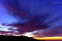 Foto al tramonto di #Secchieta, monte del #Pratomagno, nella valle del #Casentino - #Arezzo #Toscana #Tuscany #italy
