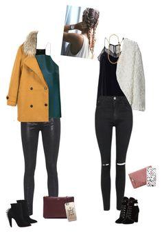 Otf by audrey-balt on Polyvore featuring polyvore fashion style TIBI Topshop rag & bone Giuseppe Zanotti Erickson Beamon Casetify clothing