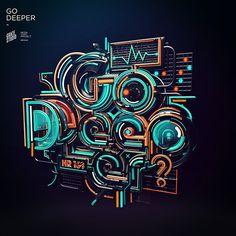 Go Deeper | Fonts Inspirations | The Design Inspiration
