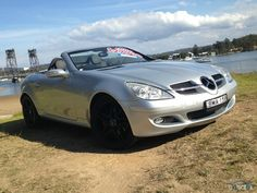 2005 Mercedes-Benz SLK280 R171 MY06 #Mercedes http://www.backblade.net/