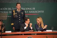 Instaló el Presidente Enrique Peña Nieto el Sistema Nacional de Protección Integral de Niñas, Niños y Adolescentes