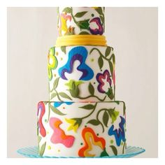 Decorated Cakes found on Polyvore