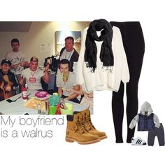 I don't know #90 by martii-alcaraz-14 on Polyvore featuring moda, MANGO, Topshop, Timberland, H&M, adidas and Levi's