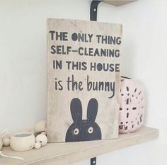 self cleaning?... bunny!