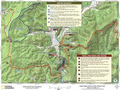 The Ozark Trail - Taum Sauk Section