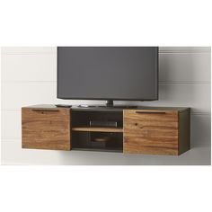 "Rigby 55"" Small Floating Media Console 