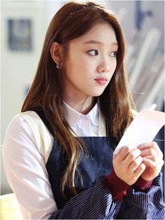 She's so pretty 💞 Jong Hyuk, Lee Jong Suk, Lee Sung Kyung, Lee Joon, Korean Actresses, Korean Actors, Korean Beauty, Asian Beauty, Kawai Japan