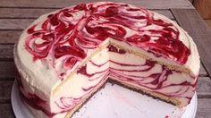Himbeer-Quark-Torte (Mama)