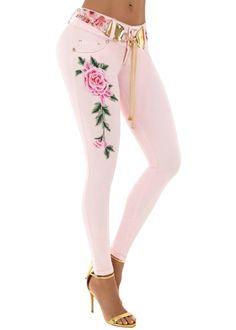 60d5bc43aa 20 mejores imágenes de Jeans dama